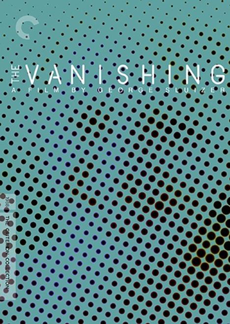 The Vanishing (region 1 DVD)