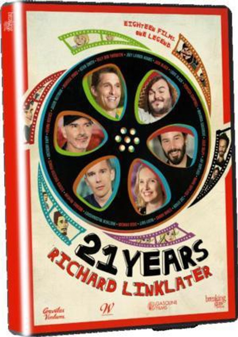 21 Years: Richard Linklater (region 1 DVD)