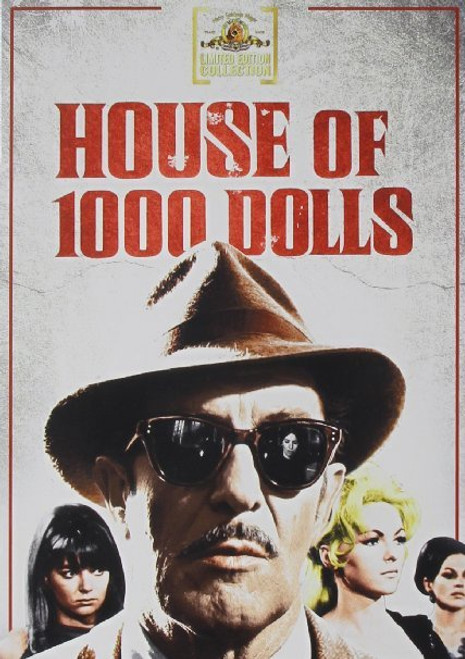 House of 1000 Dolls (region 1 DVD)