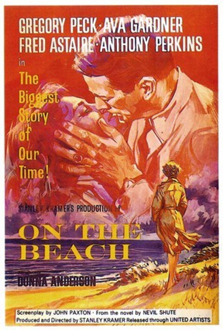 On The Beach (region 1 DVD)