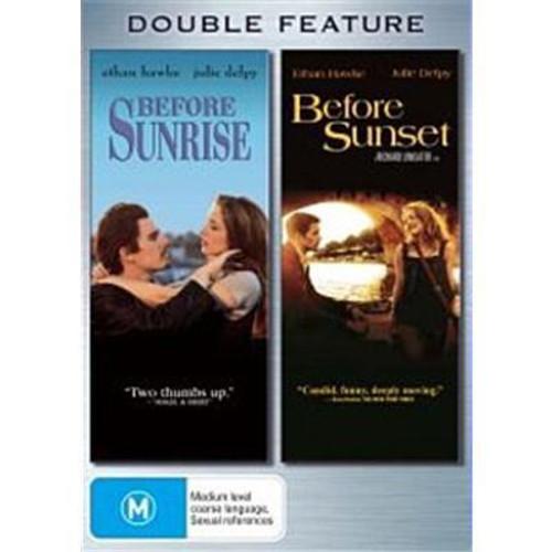 Before Sunrise/Before Sunset 2 pack (region 4 DVD)
