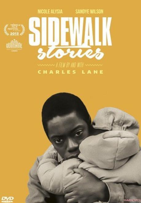 Sidewalk Stories (region free DVD)