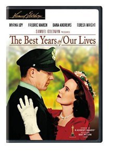 The Best Years of Our Lives (region 1 DVD)
