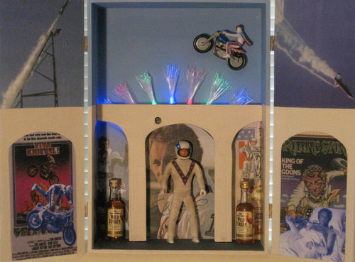 evel knievel shrine