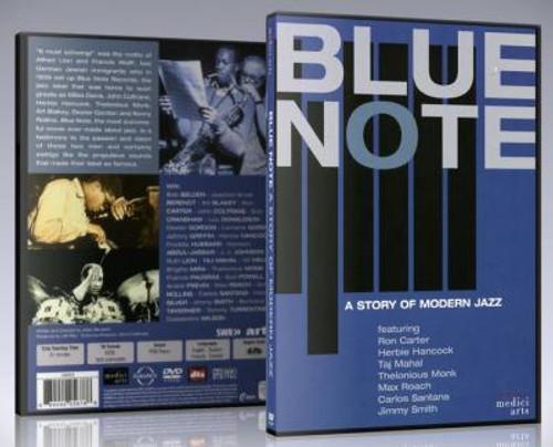 Blue Note: A Story of Modern Jazz (region free DVD)