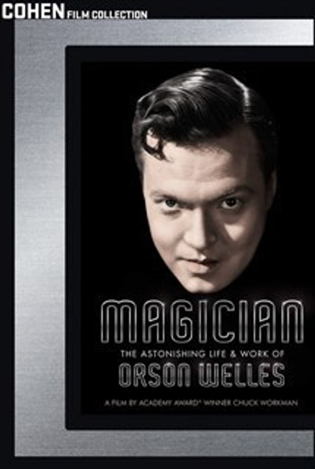 Magician: The Astonishing Life and Work of Orson Welles DVD