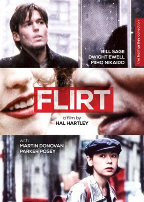 Flirt (region 1 DVD)
