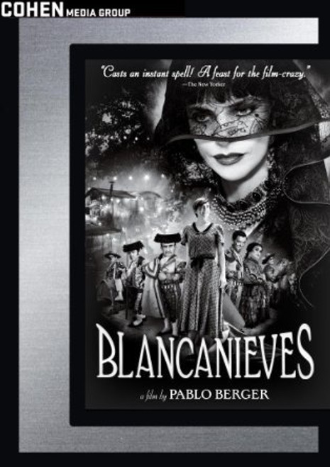 Blancanieves (region 1 DVD)