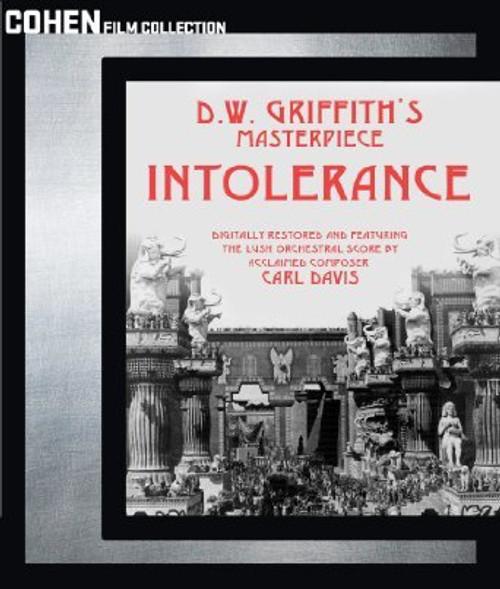 Intolerance (region 1 2DVD set)