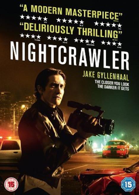 Nightcrawler (region 2 DVD)