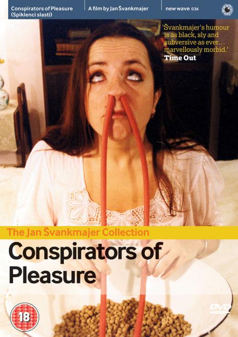 Conspirators of Pleasure (region 2 DVD)