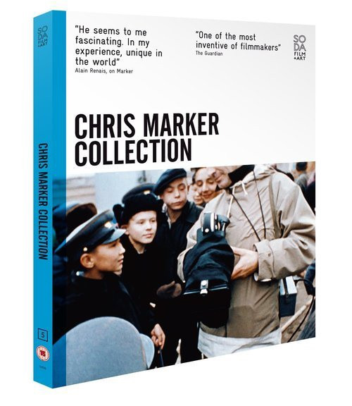 Chris Marker Collection (Blu-ray/DVD combo pack)