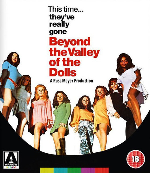 Beyond the Valley of the Dolls (Blu-ray / DVD combo)
