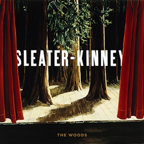 The Woods (vinyl version)