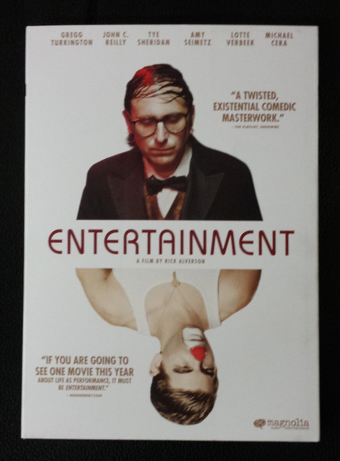 Entertainment (region 1 DVD)
