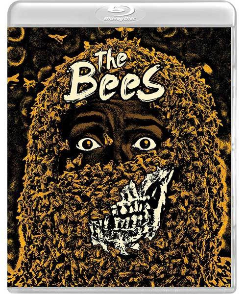The Bees (region free Blu-ray / DVD combo)