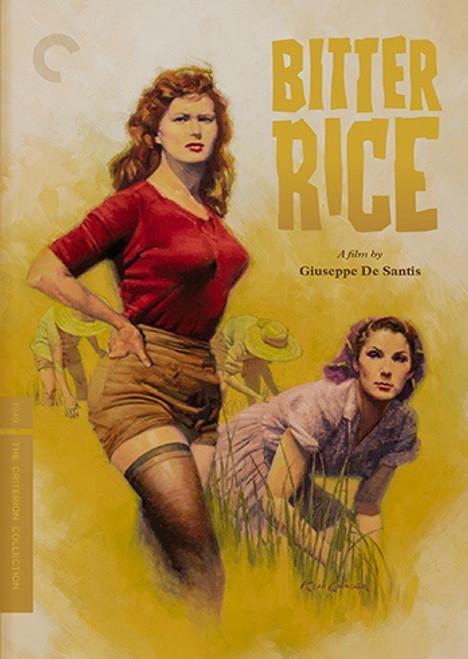 Bitter Rice (Criterion region 1 DVD)