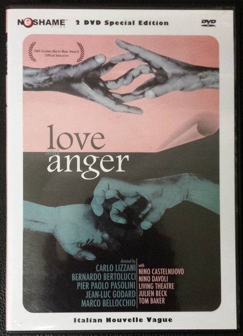 Love and Anger (region free 2DVD)