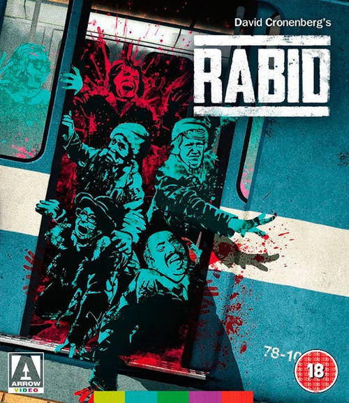 Rabid (region B/2 Blu-ray/DVD)