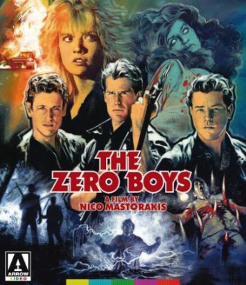 The Zero Boys (region free blu-ray/DVD)