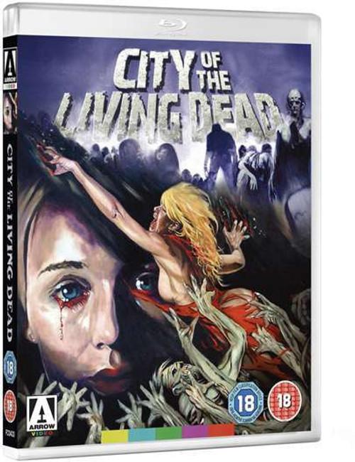City of The Living Dead (region free blu-ray)