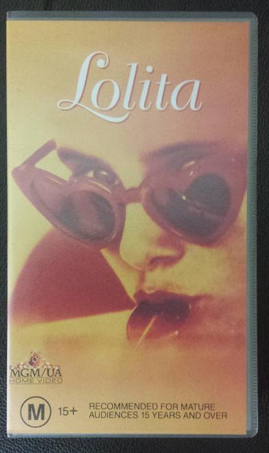Lolita (VHS)