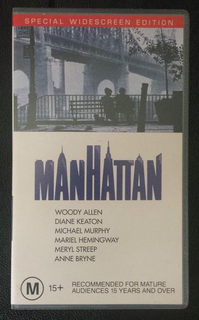 Manhattan (VHS)