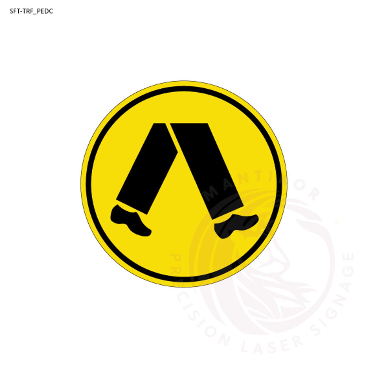 Traffic Signs - Pedestrians