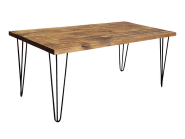 Hairpin Industrial Dining Table