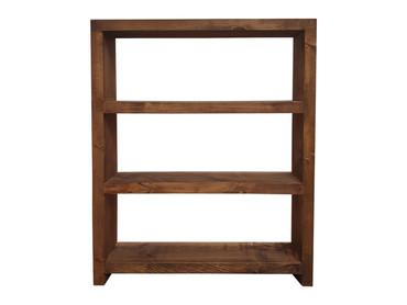 Rustic Bookcase Shelving unit