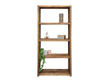 Large Rustic Bookcase