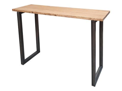 Industrial Poseur Table Breakfast bar