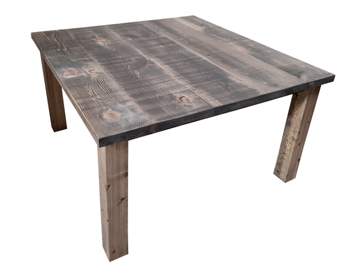 Square Farmhouse Dining Table
