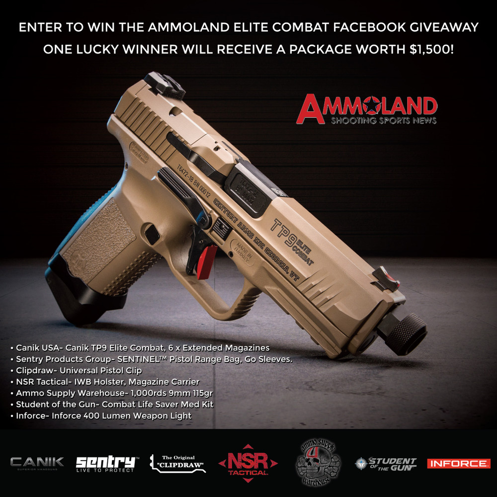 The Ammoland Giveaway