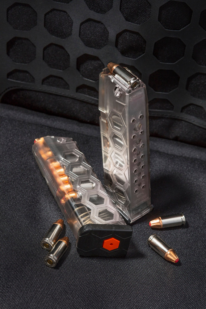 SENTRY® LAUNCHES NEW HEXMAG® GLOCK® COMPATIBLE MAGAZINE