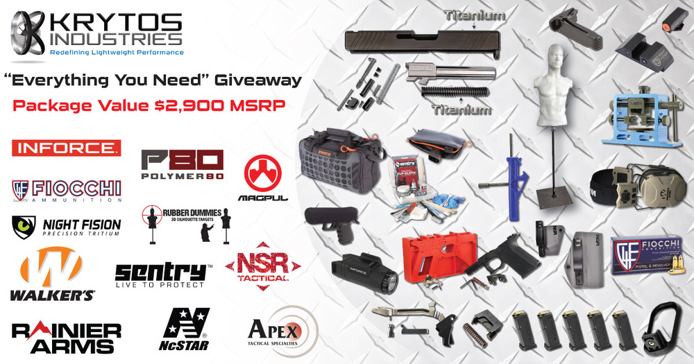 Everything you need giveaway!