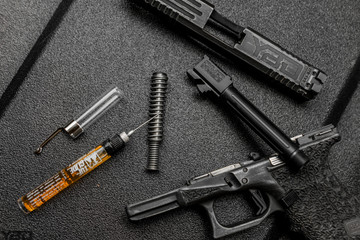 The Armorer's kit comes with one Tuf-Glide pen applicator to apply the lubricant precisely where you need it.