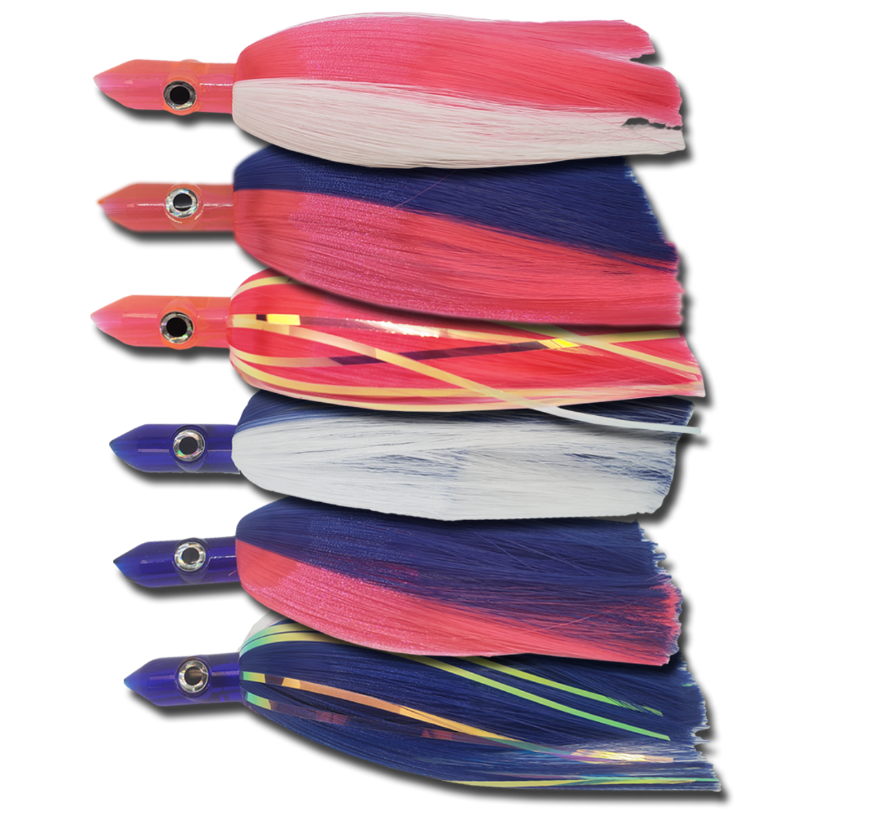 Dredge Lure Heads