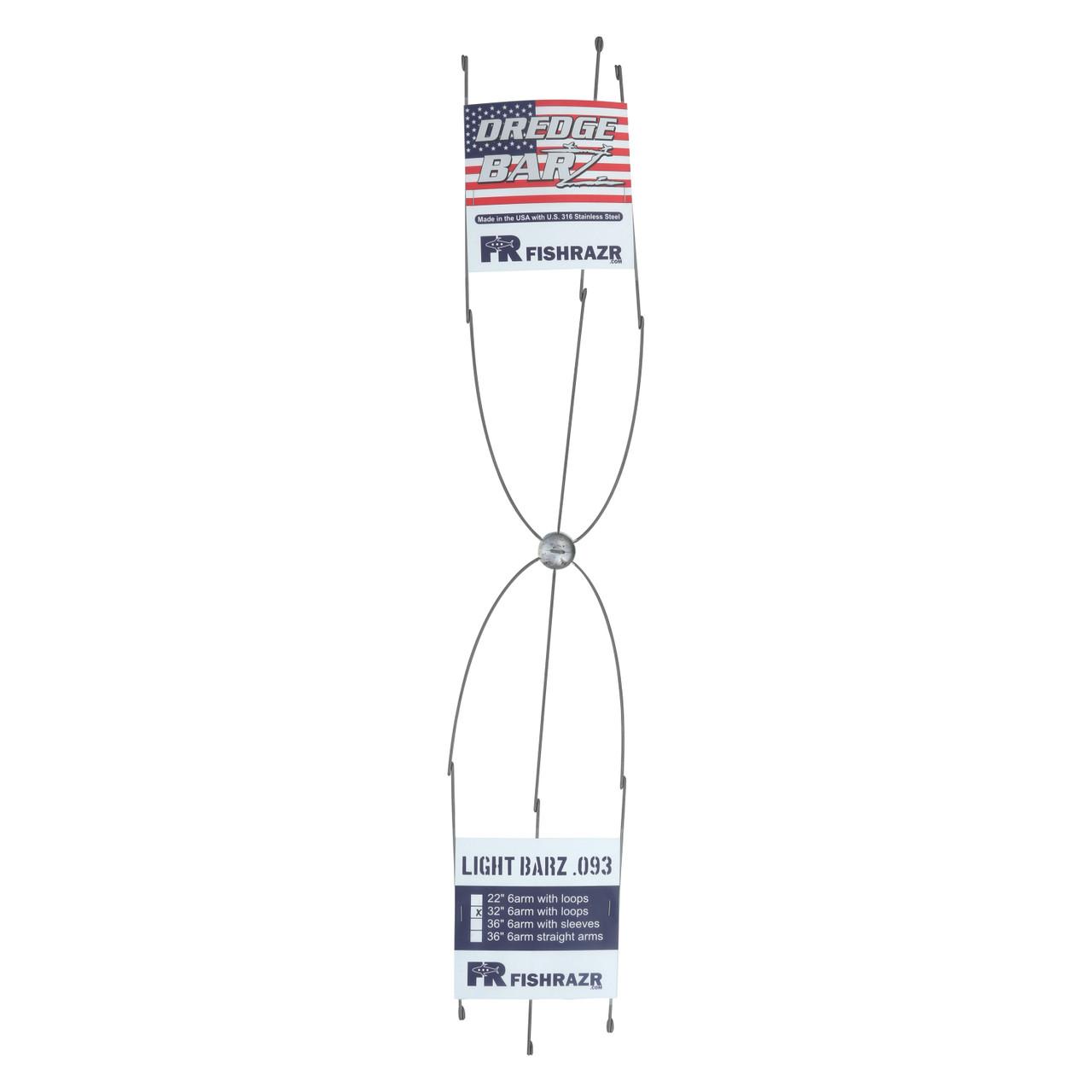 Light Wire Dredge Bars