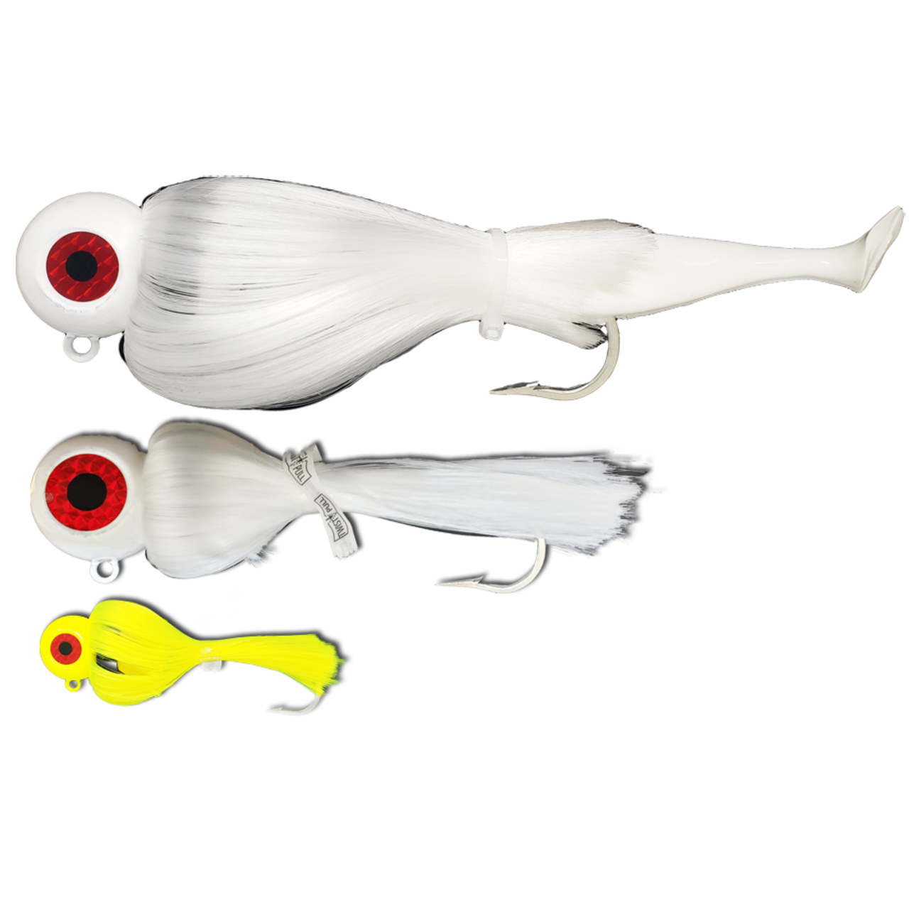 Trolling Lures- Mojo's and Jigs