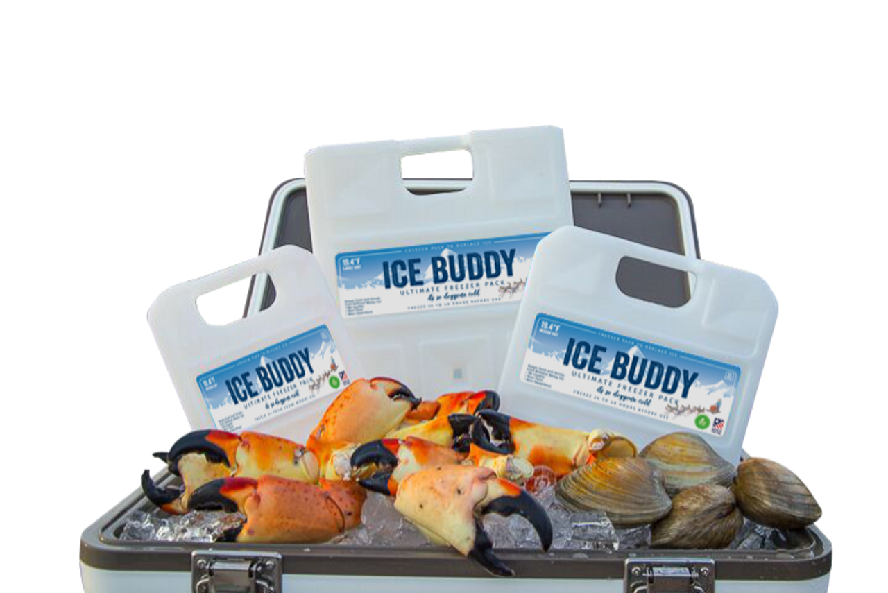 Ice Buddy Performance Cooler Packs