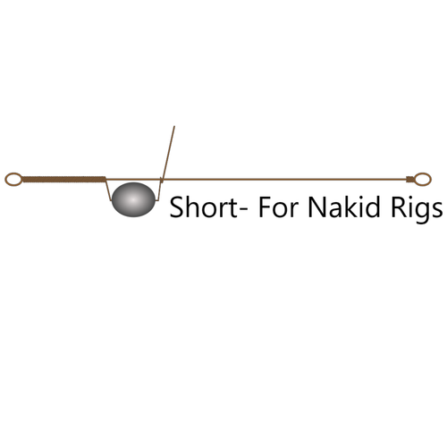 Pin Rigs for Natural Bait Dredge Fishing