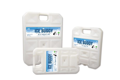 Ice buddy, all sizes