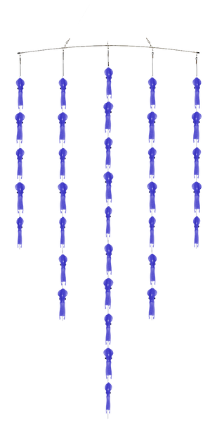 Blue Phat Squid Spreader