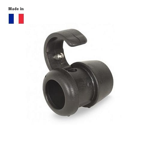 NAUTIX Push lock ring for Carbon boom tube O.D.31mm