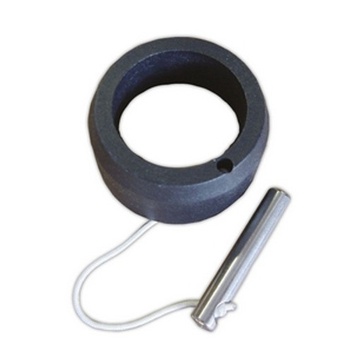 Ring plastic 32mm and pin for extension RDM