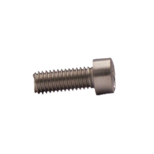 Slot Box screw for metal inserts with Philips head