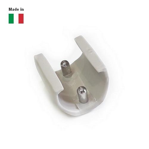 AL360 white clip pullpin Slim