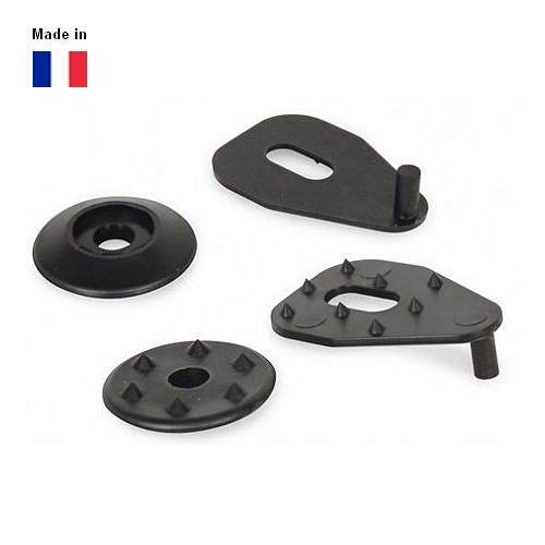 NAUTIX Grip washer + anti-rotation plate