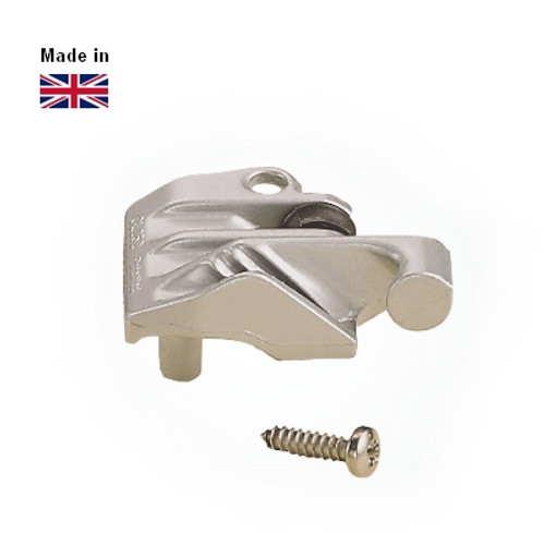 Clamcleat® CL252 Racing Outhaul Cleat with Fairlead